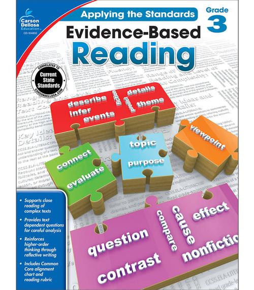 Carson-Dellosa Evidence-Based Reading, Grade 3 Teacher
