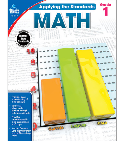 Applying the Standards Math  Product Image Description