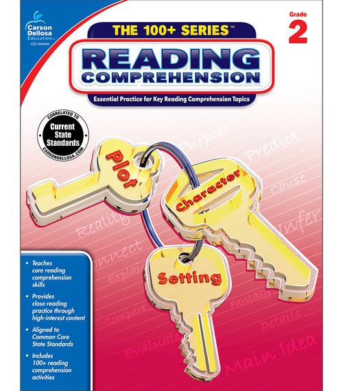 Carson-Dellosa Reading Comprehension, Grade 2 Teacher
