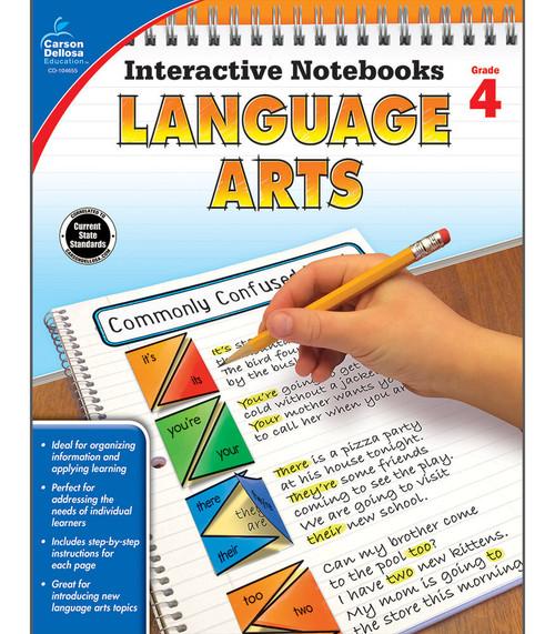 Carson-Dellosa Language Arts, Grade 4 Teacher