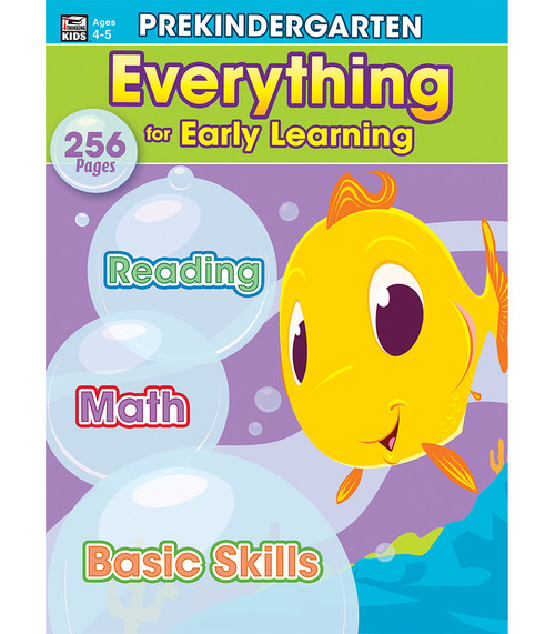 Thinking Kids® Everything for Early Learning, Grade PK Parent