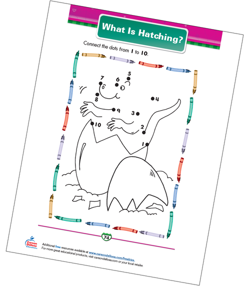 What Is Hatching? Free Printable Sample Image