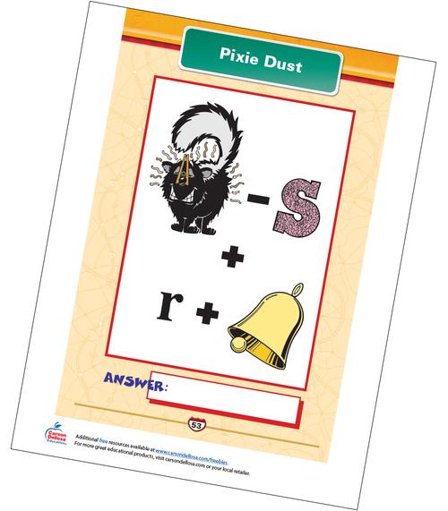 Pixie Dust Free Printable Sample Image