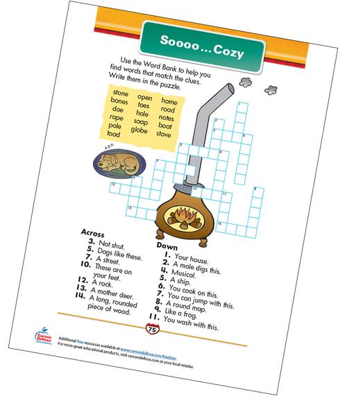Soooo… Cozy Free Printable Sample Image