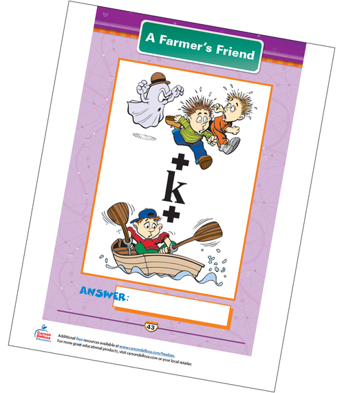 A Farmer's Friend Free Printable Sample Image