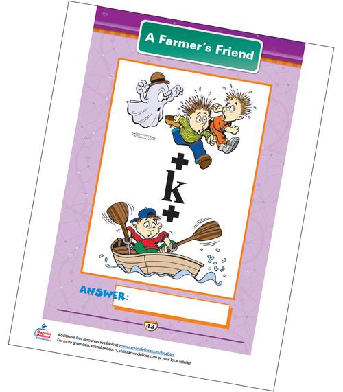 A Farmer's Friend Free Printable Sample Image