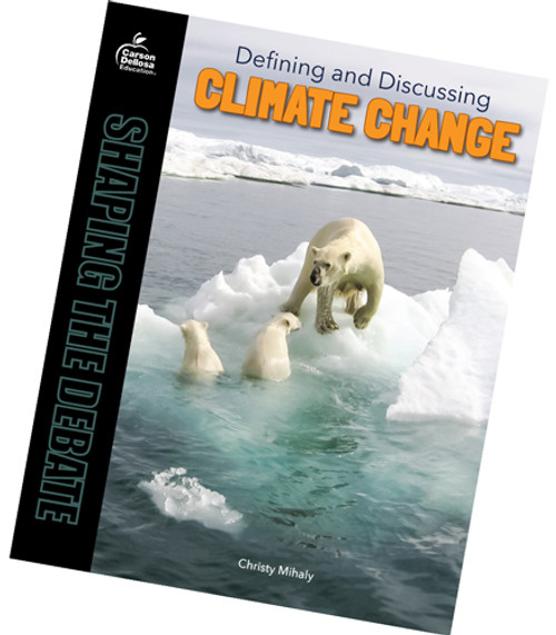 Shaping the Debate: Defining and Discussing Climate Change Free eBook Sample Image