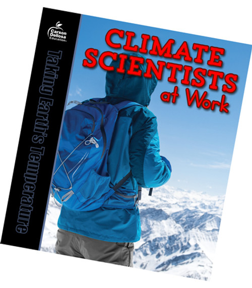 Taking Earth's Temperature: Climate Scientists at Work Free eBook Sample Image.