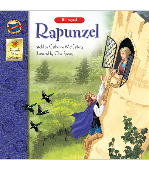 Brighter Child® Rapunzel (Keepsake Stories) Parent