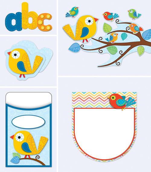 Boho Birds Collection