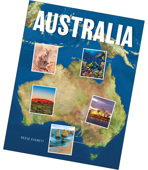 Australia Grades 5-8 Free eBook