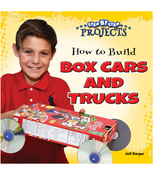 How to Build Box Cars and Trucks Free eBook