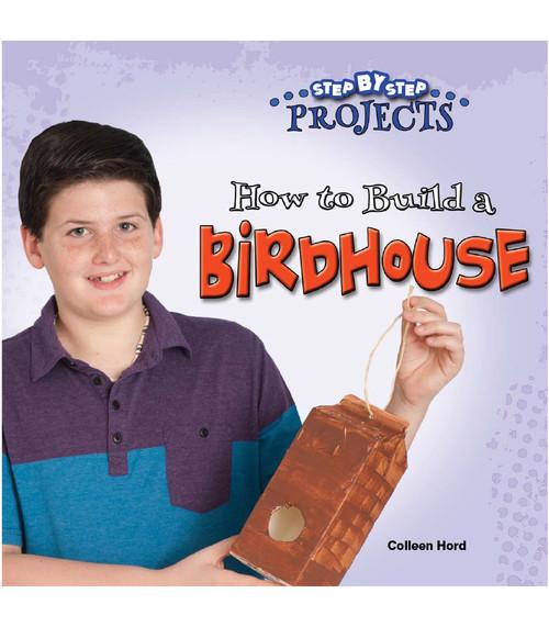 How to Build a Birdhouse Free eBook