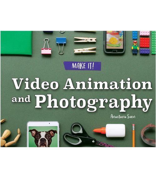 Video Animation and Photography Free eBook