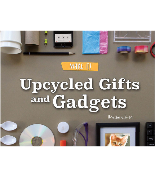 Upcycled Gifts and Gadgets Free eBook