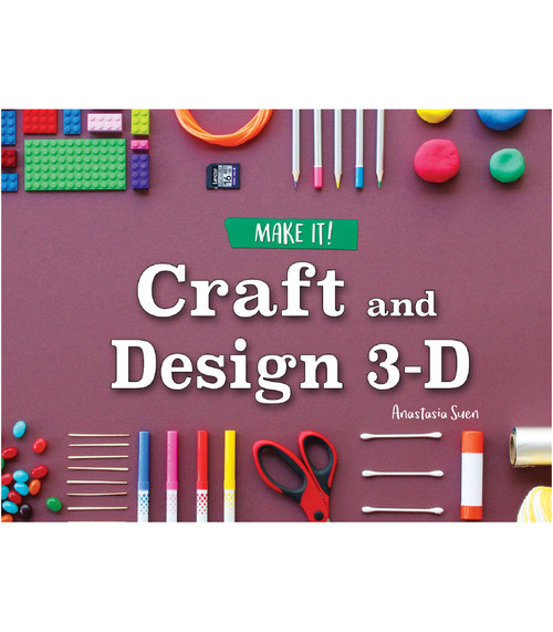 Craft and Design 3-D Free eBook