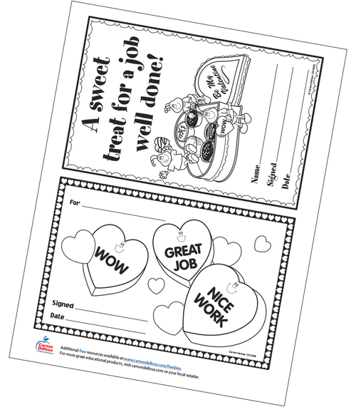 Valentine Awards Free Printable