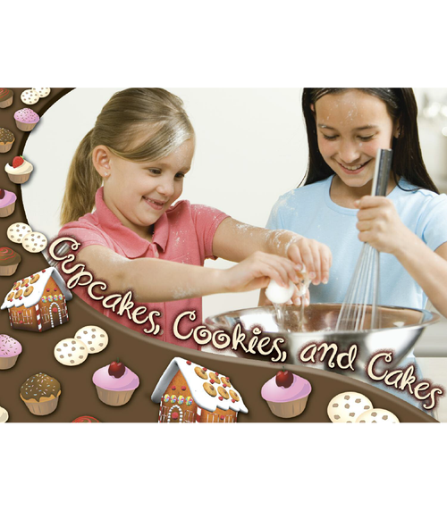 Cupcakes, Cookies, and Cakes Free eBook