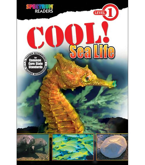 COOL! Sea Life Reader Grade PK-1 Free eBook