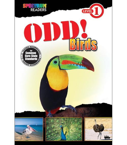 ODD! Birds Reader Grade PK-1 Free eBook