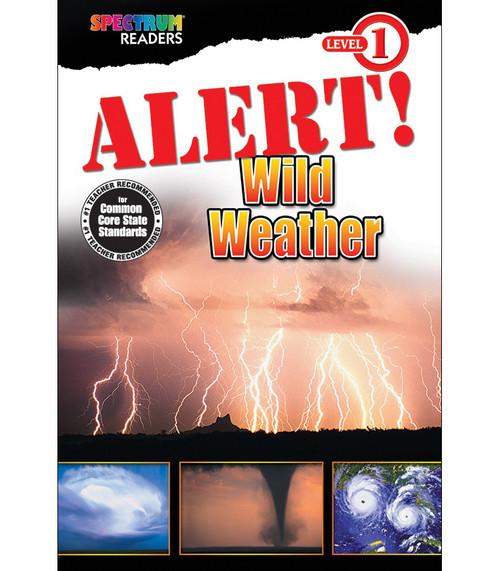 ALERT! Wild Weather Reader Grade PK-1 Free eBook