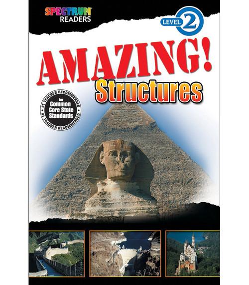 AMAZING! Structures Reader Grade K-1 Free eBook