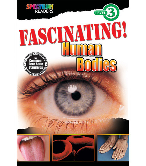 FASCINATING! Human Bodies Reader Grade 1-2 Free eBook