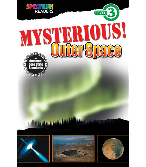 MYSTERIOUS! Outer Space Reader Grade 1-2 Free eBook