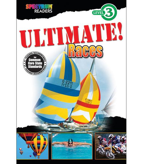 ULTIMATE! Races Reader Grade 1-2 Free eBook