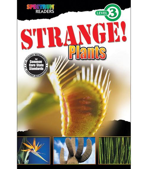 STRANGE! Plants Reader Grade 1-2 Free eBook