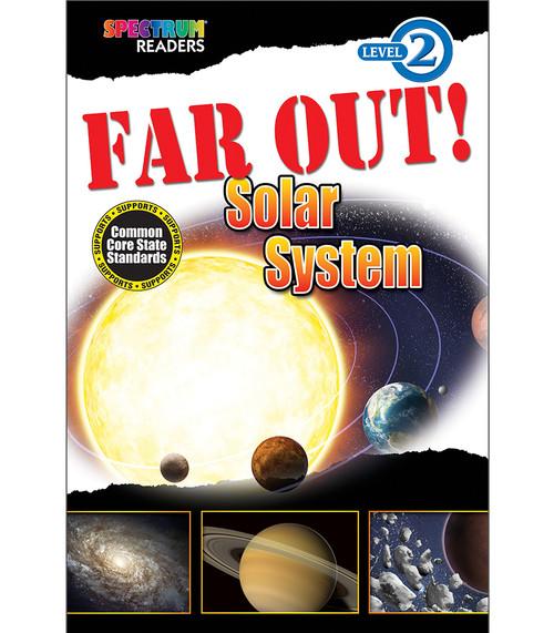 FAR OUT! Solar System Reader Grade K-1 Free eBook
