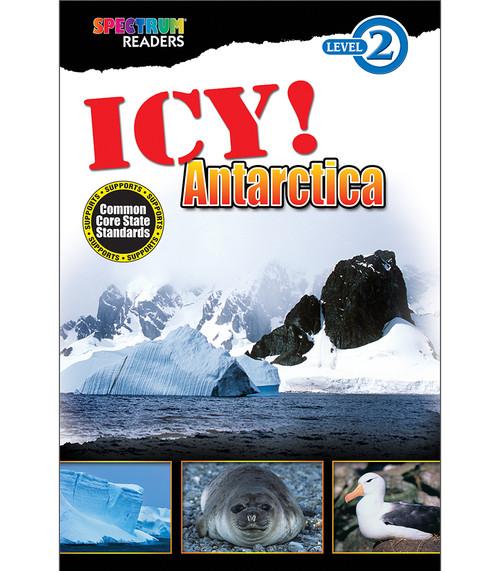 ICY! Antarctica Reader Grade K-1 Free eBook