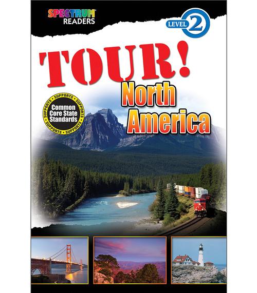 TOUR! North America Reader Grade K-1 Free eBook