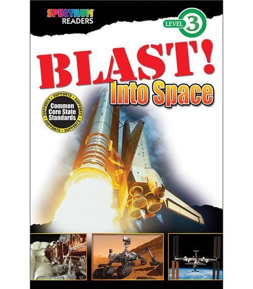 BLAST! Into Space Reader Grade 1-2 Free eBook