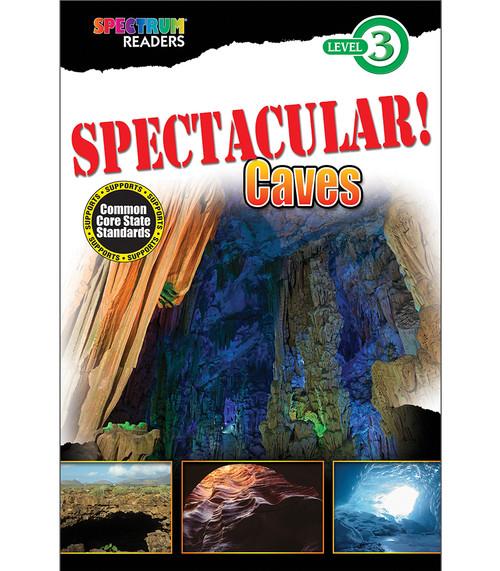 SPECTACULAR! Caves Reader Grade 1-2 Free eBook