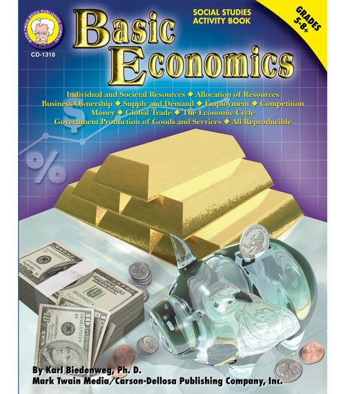 Mark Twain Basic Economics, Grades 5 - 8 Teacher