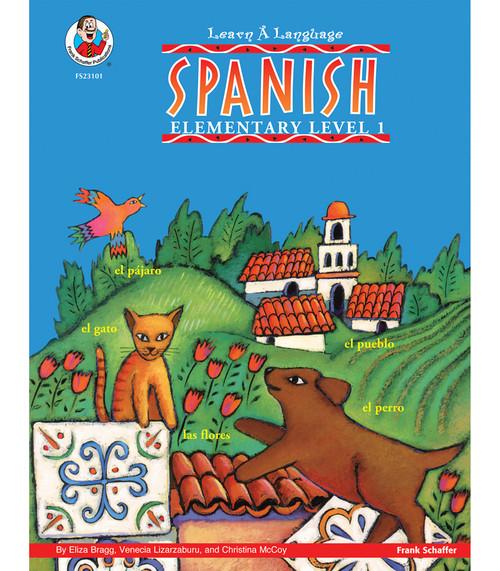 Frank Schaffer® Spanish, Grade 1 Teacher