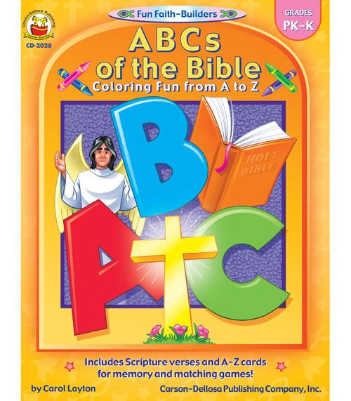 Christian ABCs of the Bible, Grades PK - K Teacher