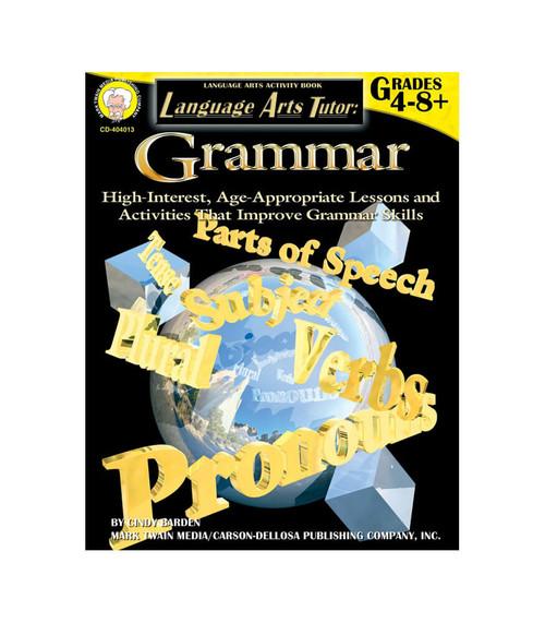Mark Twain Language Arts Tutor: Grammar, Grades 4 - 12 Teacher