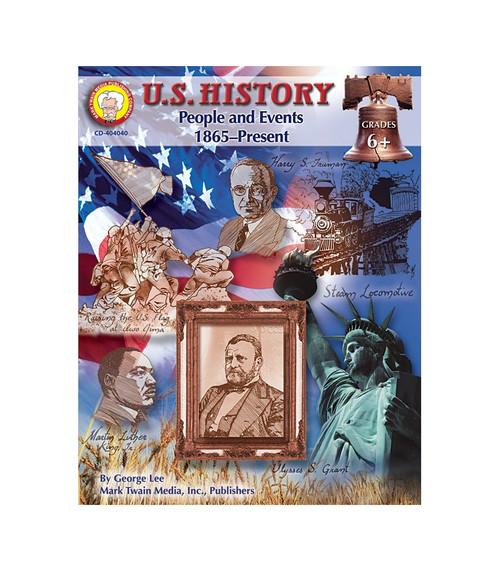 Mark Twain U.S. History, Grades 6 - 8 Teacher