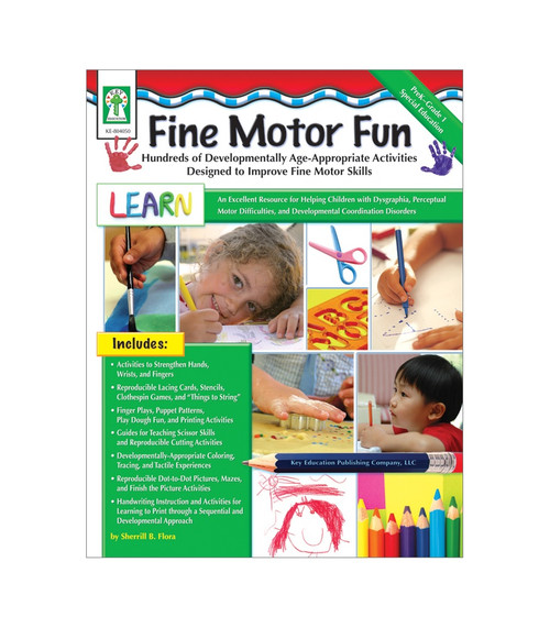 Key Education Publishing® Fine Motor Fun Teacher