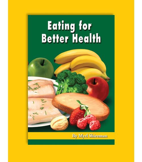 D.T.S. Mark Twain Eating for Better Health, Grade 6 Teacher