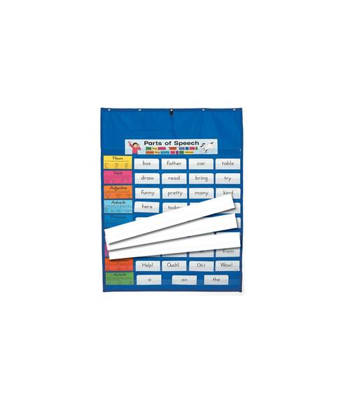 Carson-Dellosa Original Sentence Strips Pocket Chart Non-Consumer