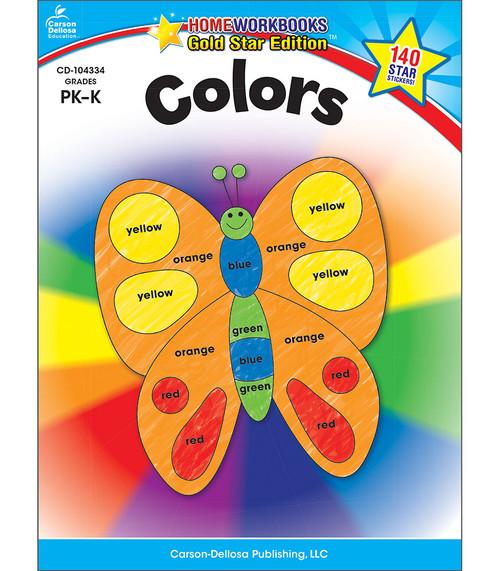 Carson-Dellosa Colors, Grades PK - K Parent
