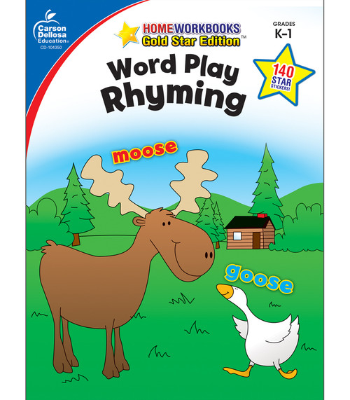 Carson-Dellosa Word Play: Rhyming, Grades K - 1 Parent