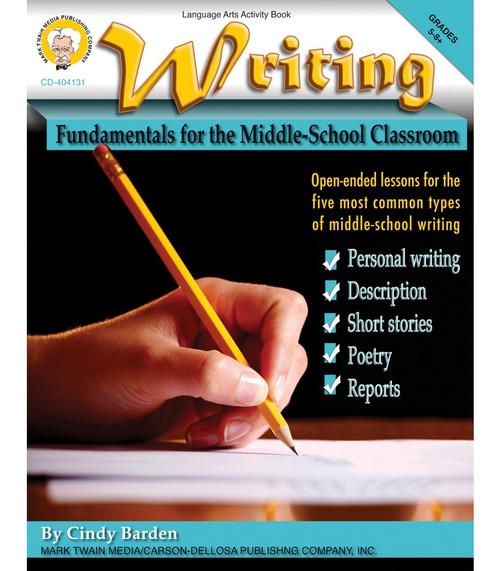 Mark Twain Writing, Grades 5 - 12 Teacher