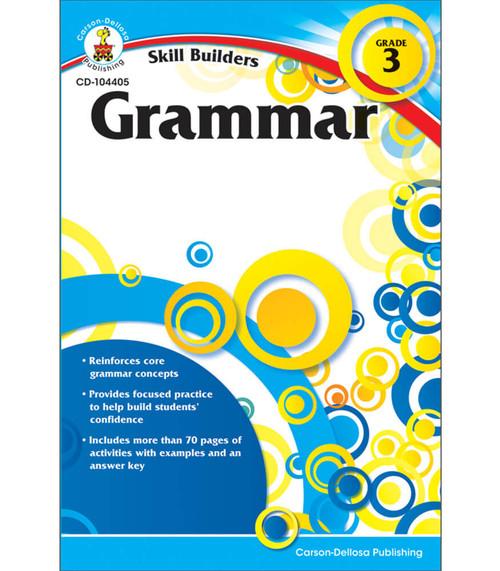 Carson-Dellosa Grammar, Grade 3 Parent
