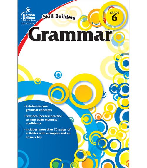Carson-Dellosa Grammar, Grade 6 Parent