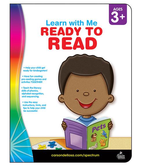 Spectrum® Ready to Read, Ages 3 - 6 Parent
