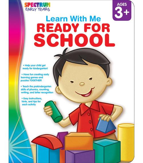 Spectrum® Ready for School, Ages 3 - 6 Parent